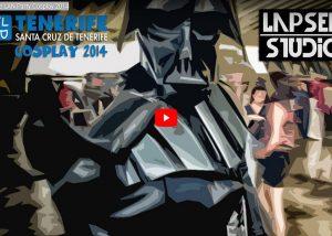 Tenerife LAN Party Cosplay 2014