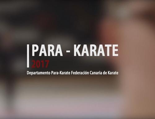Departamento de Para-Karate