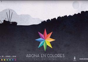 Arona En Colores Las Galletas