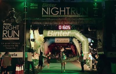 Binter Night Run Tenerife 2017