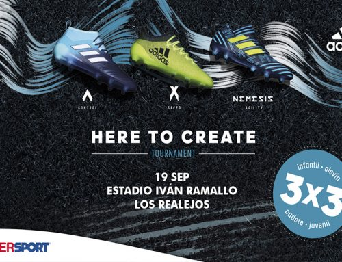 Here To Create Adidas – Adidas