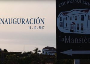 Opening Churrasqueria La Mansion