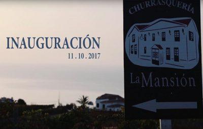 Opening Churrasqueria La Mansion