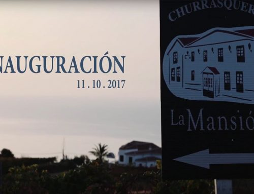 Inauguración Churrasqueria La Mansion