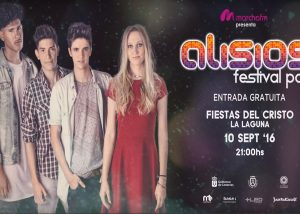 SPOT ALISIOS FESTIVAL POP 2016