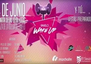 Spot Ravelo Wake Up - Marcha FM