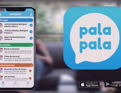 Palapala – mensajería para centros