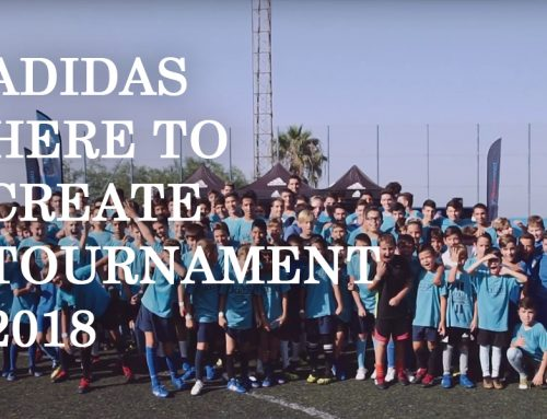 Adidas Here to Create Tournament 2018 – Intersport Canarias
